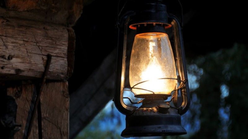is your lantern lit
